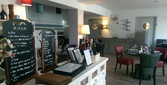 L'Auberge de la Marine : restaurant