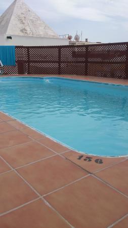 Hotel Jimesol: piscina del hotel
