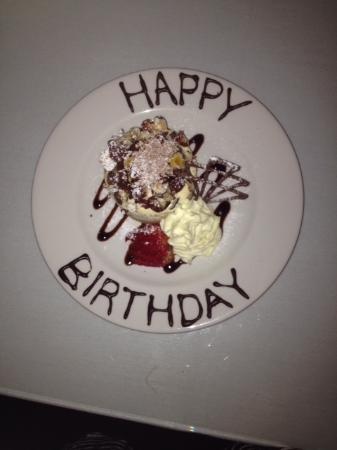 Elegance at 148 on Elles: My Happy Birthday Caramel Baileys & Hazelnut Cheesecake Dessert YUM