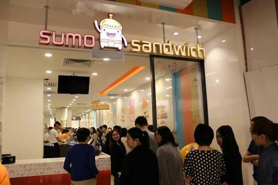 Sumo Sandwich