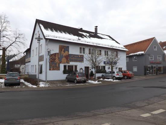 Hotel und Gasthof zum Hahnenwirt