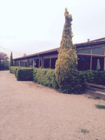 Llica d'Amunt, Tây Ban Nha: Restaurant Roca Vell