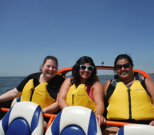 Galveston Water Adventures: 3 Amigas