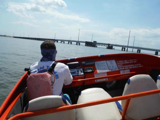 Galveston Water Adventures: Captain Graham