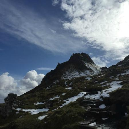 Hike to the Old Man of Storr