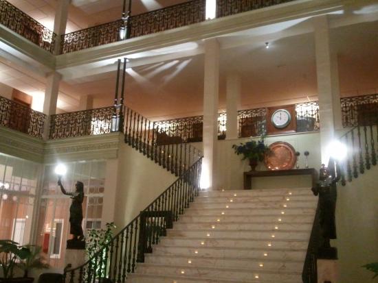 Gran Hotel Aqualange : Hall