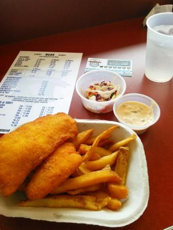 Emerald City Fish and Chips