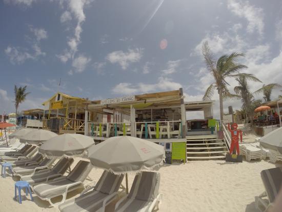 Ethnic Beach Bar Restaurant: Welcome to Ethnic.