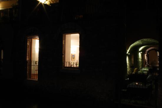 Trattoria San Martino Tre Oche: Atmosfera