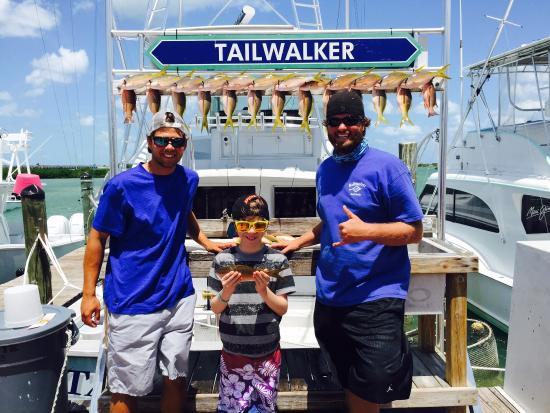 Tailwalker Sportfishing-Day Adventures