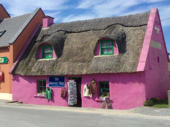 Murrays Bed & Breakfast: Daytrip Doolin with Cliffs of Moher