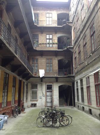Budapest Museum Central: Puskin annexe