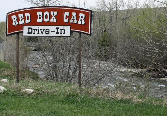 Red Box Car Inc: river view