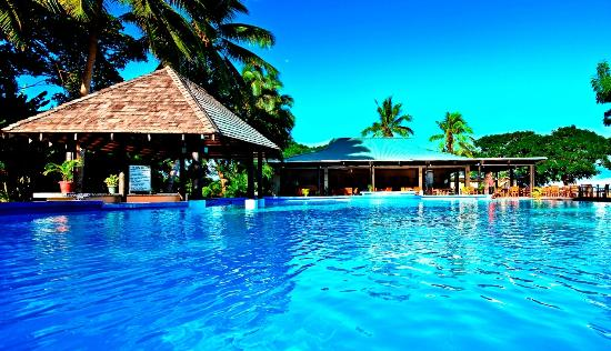 Anchorage Beach Resort: Anchorage Pool