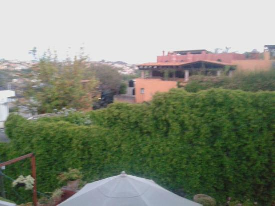 Hospedaje El Colibri: Desde la terraza