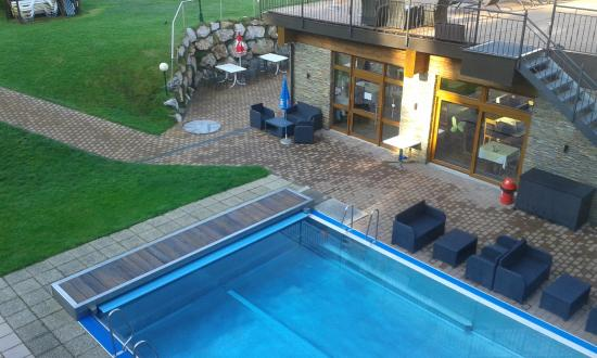 Kroneck Aschaber Hotel: The outdoor pool