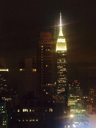 Window View - The New Yorker a Wyndham Hotel Photo