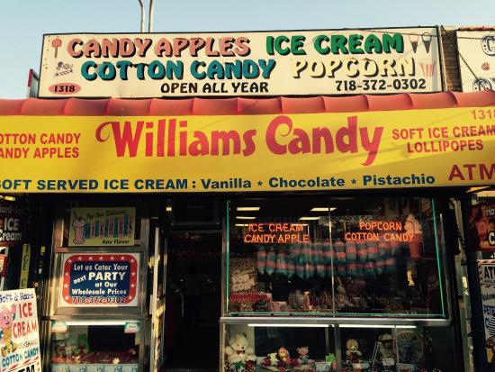 Photo of American Restaurant William's Candy Shop at 1318 Surf Ave, Brooklyn, NY 11224, United States