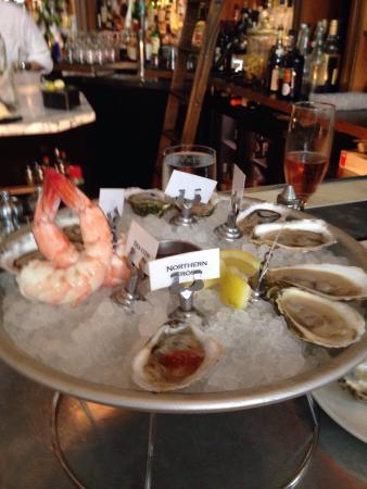 Meritage: Oyster Platter