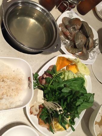 Pho 32 & Shabu: seafood shabu