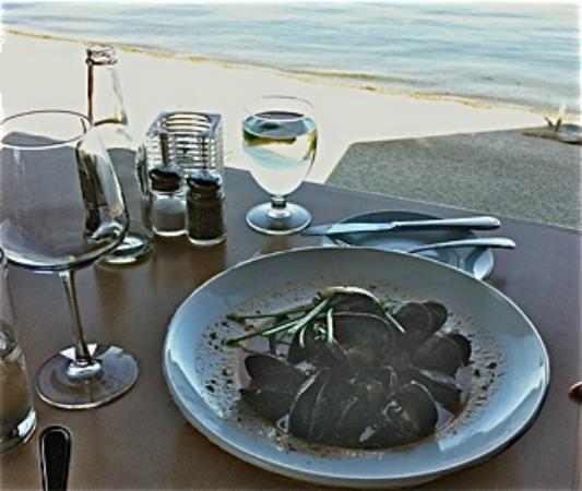 Beach House Restaurant: Dinner with memories
