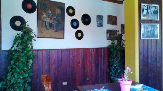 San Giovanni Hotel: classic restaurant