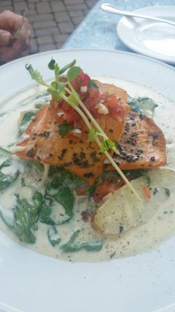 King Crab Oyster Bar and Grill: Rainbow Trout