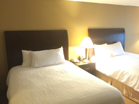 Hilton Garden Inn Jacksonville Orange Park : Beds