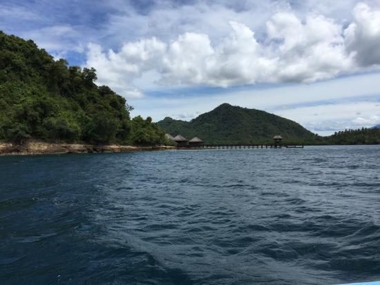 Bandar Lampung, Indonesia: Ketenangan dan keindahan pulau pahawang