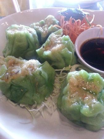Thai Star: Vegetable Dumplings