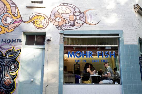 Mohr Fish - Home - Surry Hills, New South Wales, Australia ...
