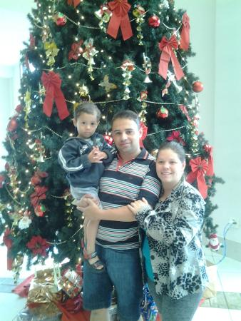 Taua Grande Hotel e Termas de Araxa: Natal em familia