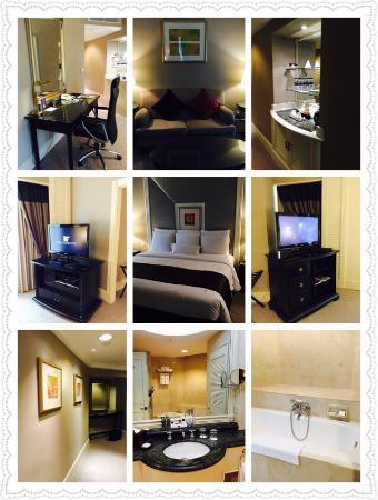 JW Marriott Hotel Kuala Lumpur: Junior Suite Room