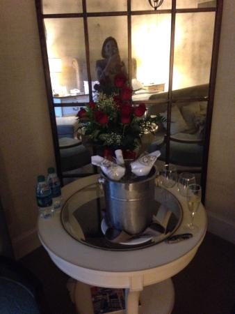 The Spa at Chateau Elan: Arrival day