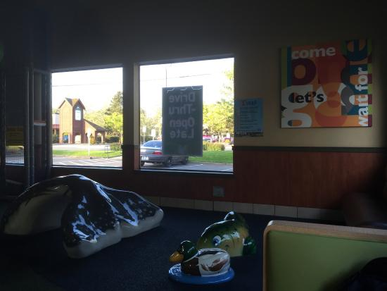 Sammamish, WA: McDonald's