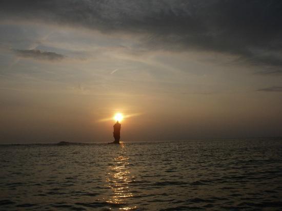 ドンピシャリ(^_-)- - 隠岐の島...