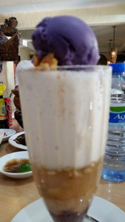 Their famous Halo-halo.
