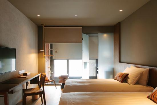 Home Hotel 大安: Deluxe Original Bedroom