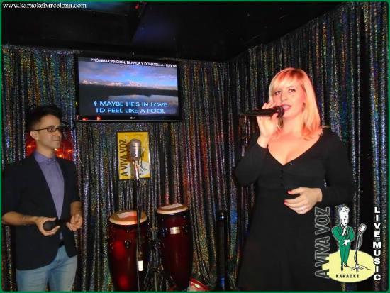 Karaoke A Viva Voz