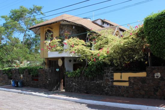 La Casa del Lago Lodging House: la Casa del Lago - Puerto Ayora, ilha Santa Cruz, Galápagos, Equador