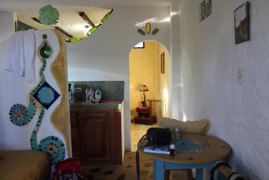 La Casa del Lago Lodging House: quarto, la Casa del Lago - Puerto Ayora, ilha Santa Cruz, Galápagos, Equador