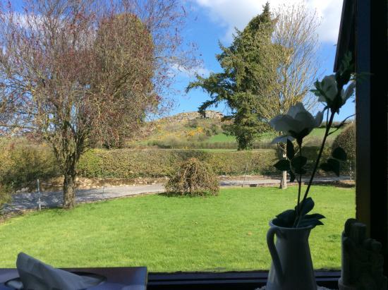 Doon, Irland: The view from my bedroom window....