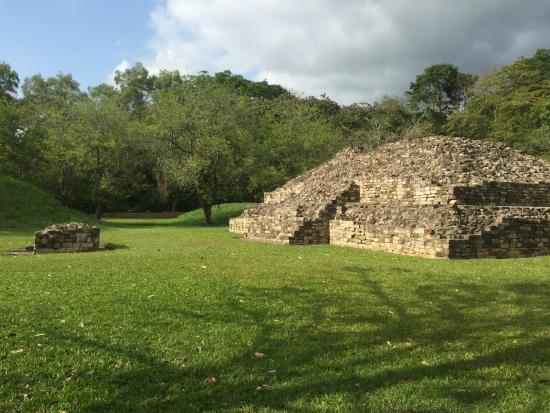 Mayan Ruins of El Puente