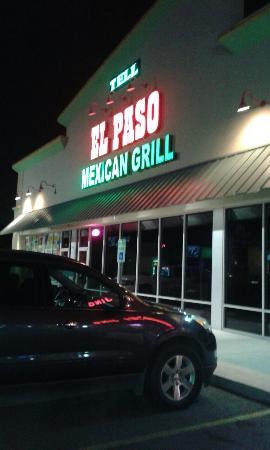 El Paso Mexcan Grill
