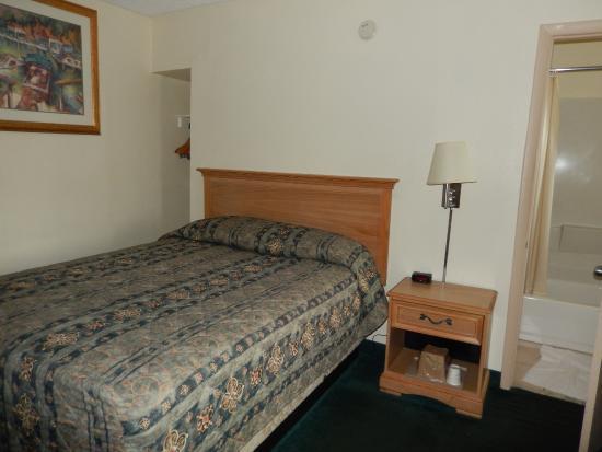 Rodeway Inn: Cama