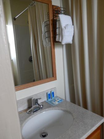 Rodeway Inn: Baño