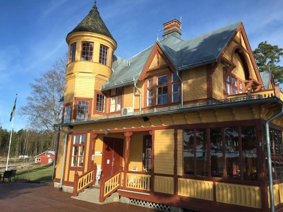 Framby Udde: Främby Udde Resort