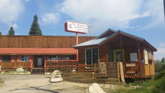 wander inn motel cabins updated 2016 campground