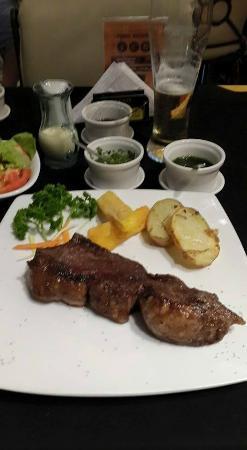 Restaurante Rayuela: Tapa de cuadril (Corte importado)