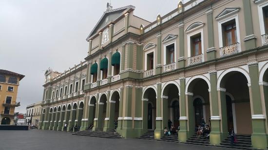 Palacio Municipal de Cordoba: Historico!!!